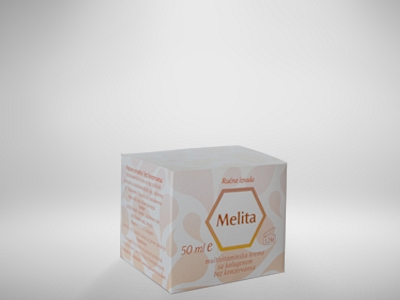 "Multi vitaminska krema sa kolagenom ""MELITA"""