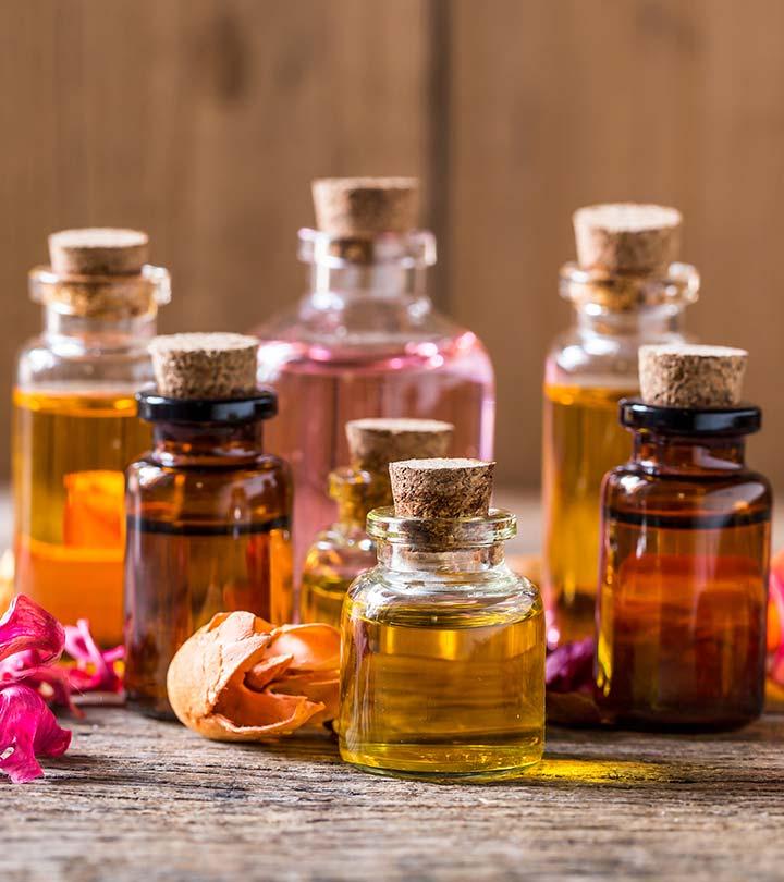 Prirodna biljna ulja za negu kože i kose
